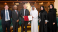 Halal Food Authority Ltd gets EIAC accreditation certificate from Dubai Municipality director general